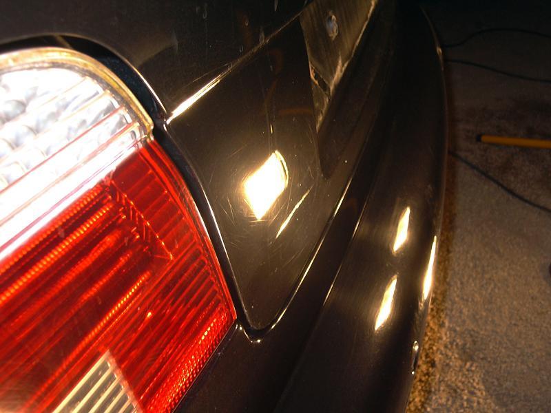 [BMW 530 d E39] Renaissance d'un Cosmos Schwarz Metallic 899536P1000579