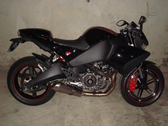 [LeCHRIS] - 1125 CR Full Power Noir Mat by PAROTECH...!!!... 910944DSC02732
