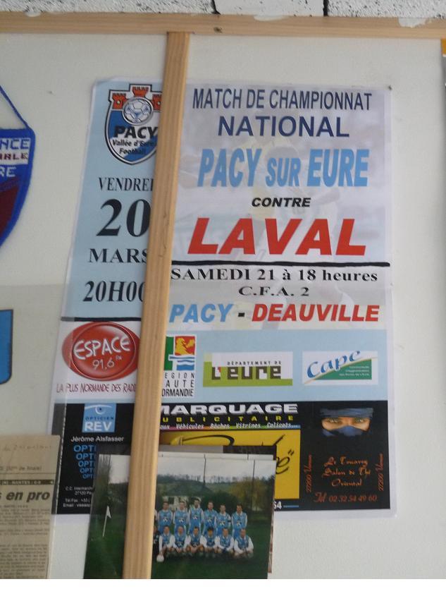 PACY SUR EURE: LE PARIS NORMAND AU COEUR SI TENDRE  916069P1110017