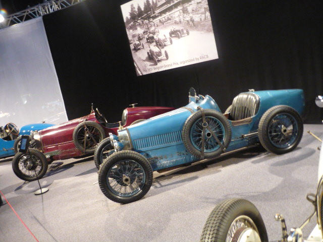 2010 - [Exposition] Les 100 ans de Bugatti 9160997