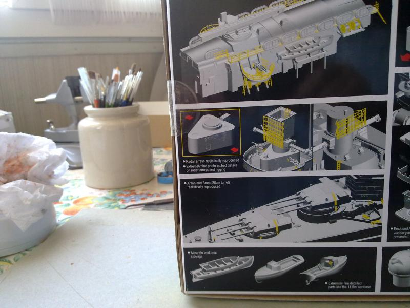 DKM Scharnhorst de  Dragon 1/350° 92615511102010818