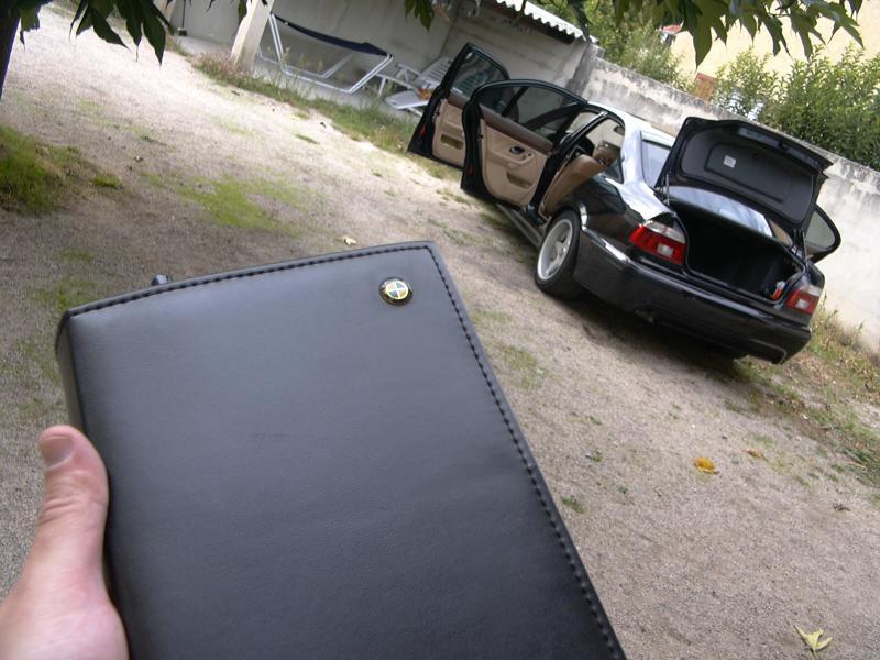 [BMW 530 d E39] Rénovation intérieure d'un Pack Sport M 940346P1000279
