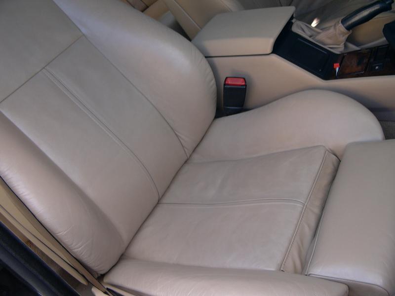 [BMW 530 d E39] Rénovation intérieure d'un Pack Sport M 946813P1000131