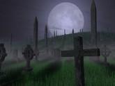 Le cimetière silencieux