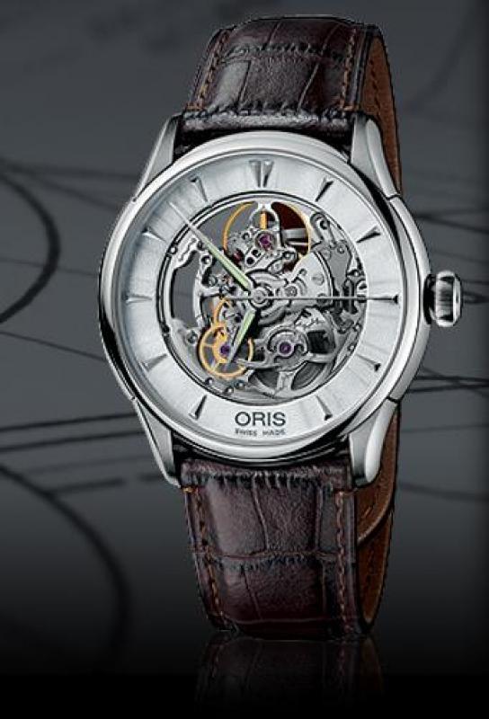 choix d'une montre open (mécanisme apparent) 957278orisartelierskeleton