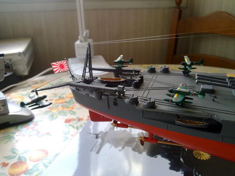 Cuirassé Yamato  96756815092010688