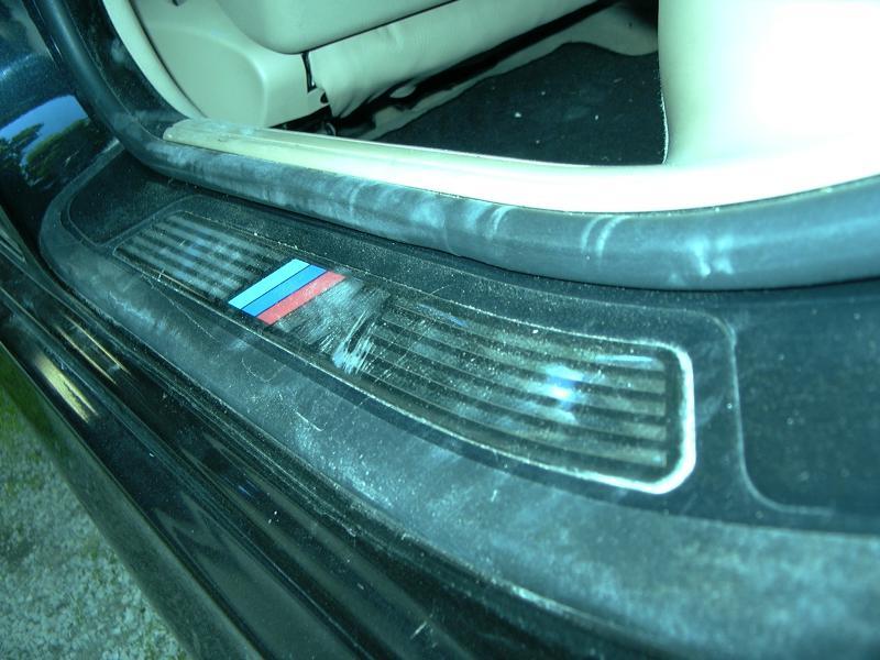 [BMW 530 d E39] Rénovation intérieure d'un Pack Sport M 973552P1000012