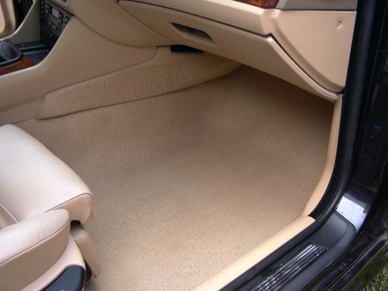 [BMW 530 d E39] Rénovation intérieure d'un Pack Sport M 975786P1000205
