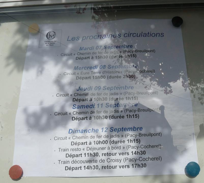 PACY SUR EURE: LE PARIS NORMAND AU COEUR SI TENDRE  - Page 2 986926P1110030