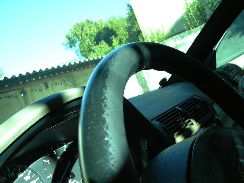 [BMW 530 d E39] Rénovation intérieure d'un Pack Sport M 992661P1000005