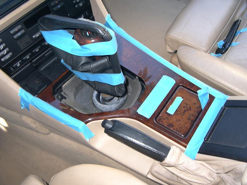 [BMW 530 d E39] Rénovation intérieure d'un Pack Sport M 992761P1000065