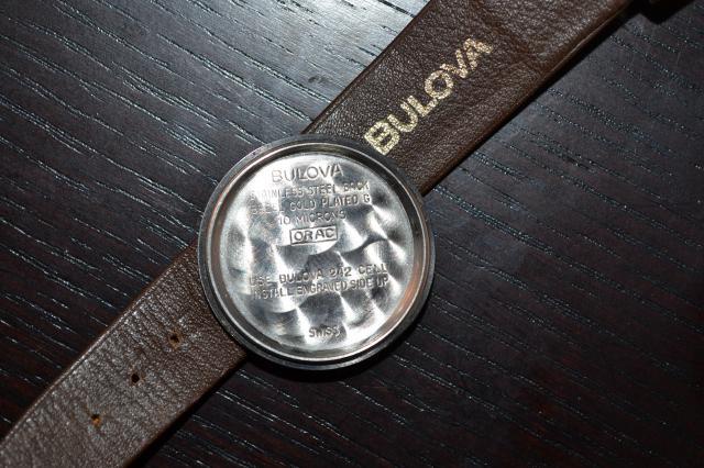 Présentation de ma première Bulova (sauvez la svp!) 994690DSC0044