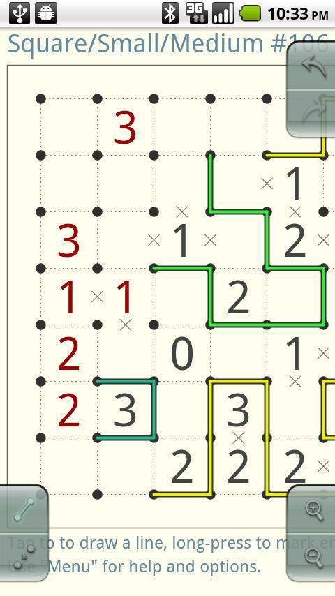 [JEU] SLITHERLINK : Un puzzle game vraiment sympa [Gratuit/Payant] 9973433