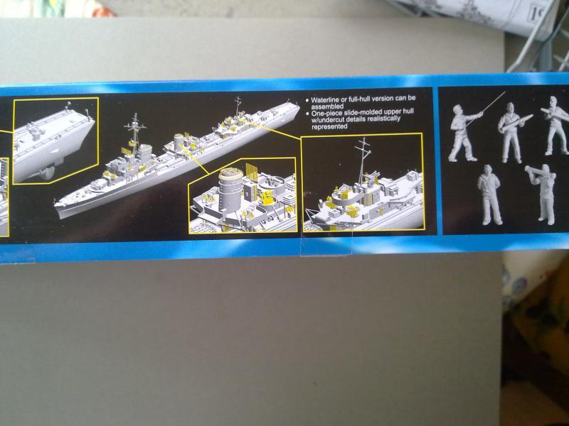 Destroyer Z-39 de Dragon au 1/350 997460060420111353