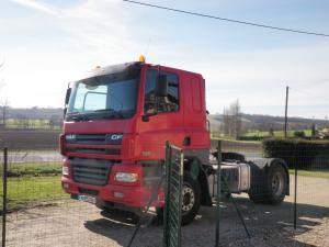 avis sur tracteur routier DAF 85.380 CF Mini_38143P1220849