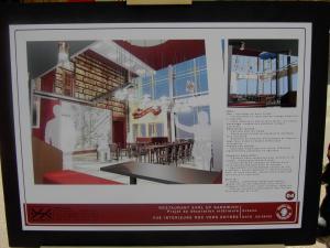 earl of sandwich - [Disney Village] Construction d'un restaurant Earl of Sandwich - Page 8 Mini_390687PICT3737