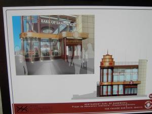 earl of sandwich - [Disney Village] Construction d'un restaurant Earl of Sandwich - Page 8 Mini_401609PICT3727
