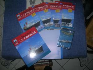 """LE FRANCE  échelle 1/250      Amati/Hachette"""" Mini_504498DSCN1560"""