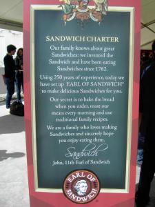 earl of sandwich - [Disney Village] Construction d'un restaurant Earl of Sandwich - Page 8 Mini_665711PICT3736