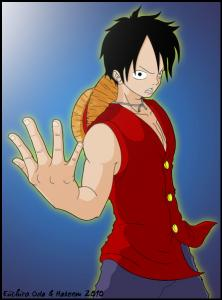 Super Hakeem Mini_993874Colorisation___Monkey_D_Luffy