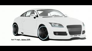 Super Hakeem Mini_995095Vectorisation___Audi_TT_coupe