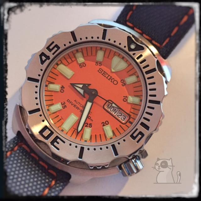 Votre montre du jour - Page 5 112479OMonster26
