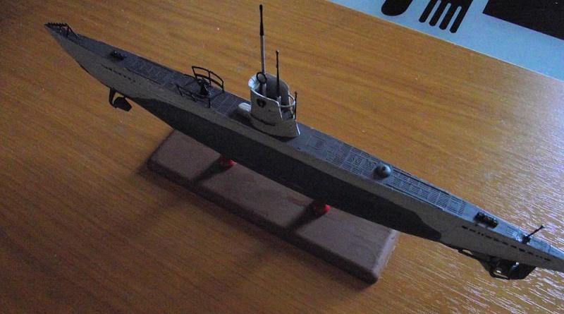 Collection Kriegsmarine 112725UboottypeII7