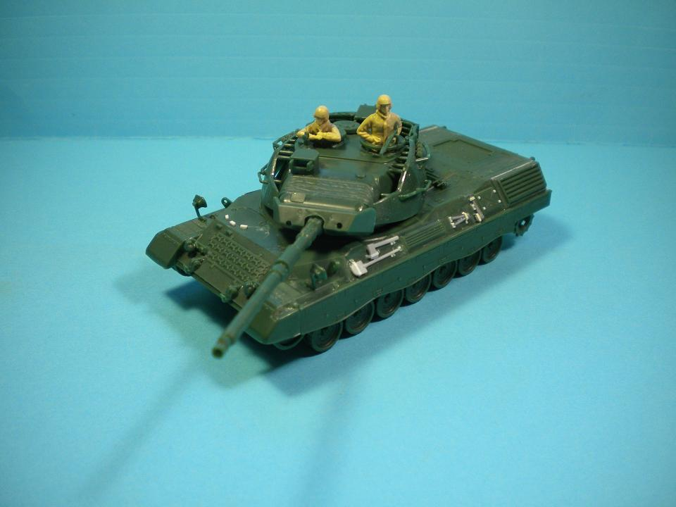 Leopard 1A5 (ITL) KFOR - 1/72° 1132611