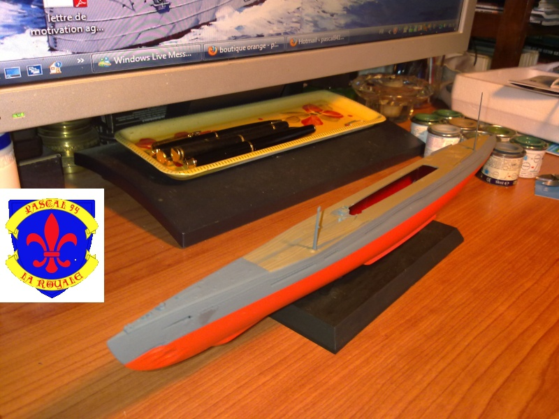 sous marin I-400 114219150920111661L