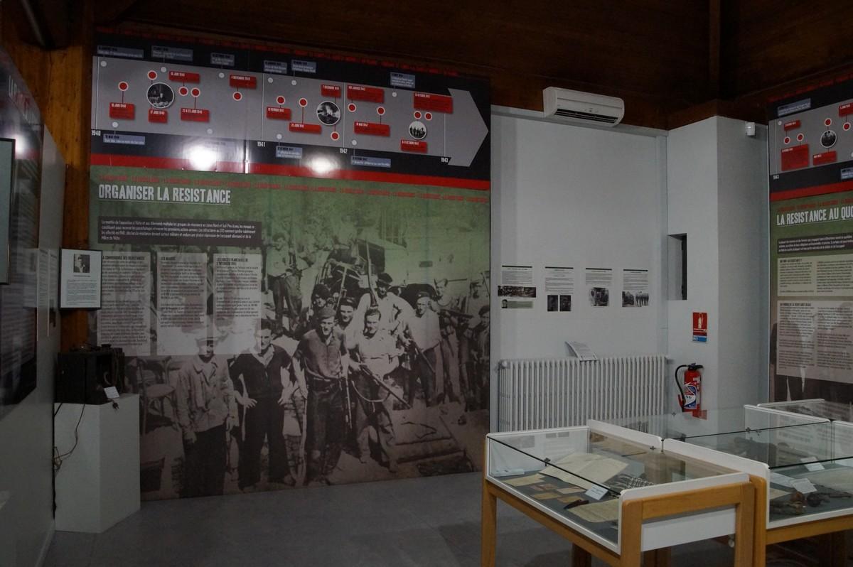 [ Histoire et histoires ] Musée de la résistance et du combattant à Montauban 114346DSC07561