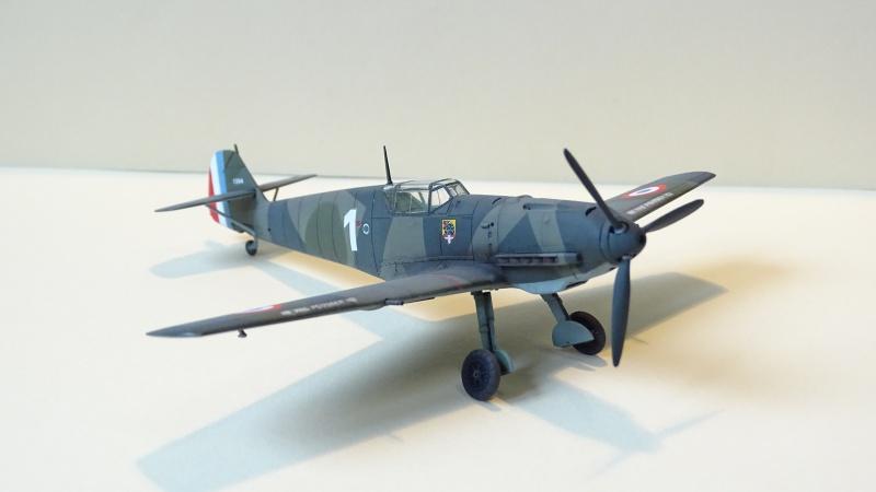 [ Tamiya ] Bf 109 E3 WNr 1304 du JG 76 capturé le 22/11/1939  114676DSC04019