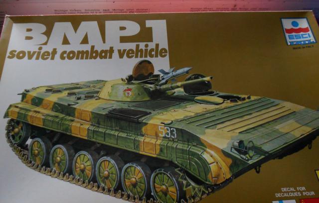 BMP-1 ESCI 1/35e 114948Aot2011040