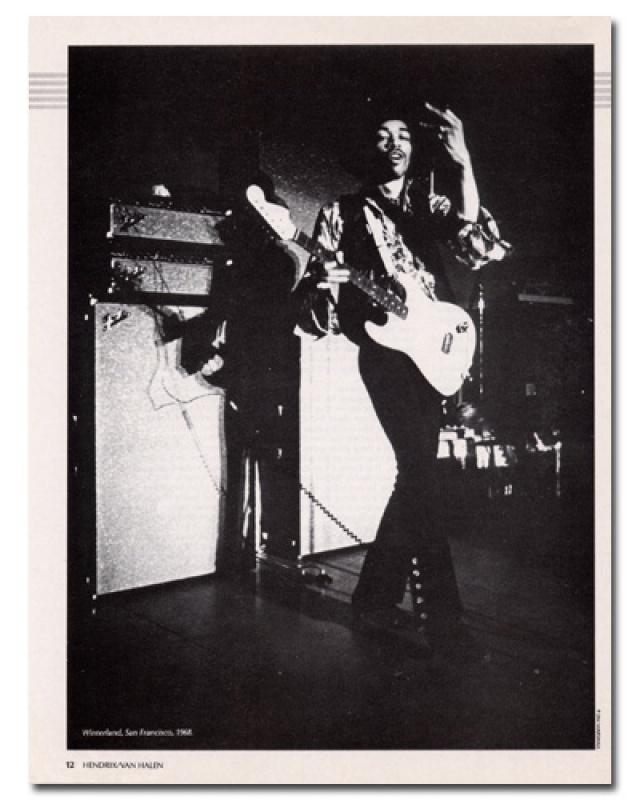 San Francisco (Winterland) : 4 février 1968 [Premier concert] 11530419680204Fillmore1stShow23