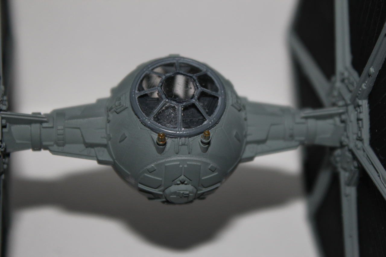Star Wars [Tie Fighter] Fine Molds 1 : 72 115536DPP2023