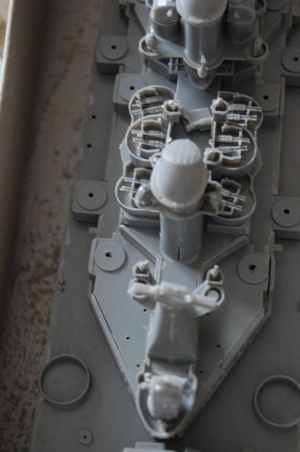Revell USS Missouri BB-63 par EricAlain 116296Missouri5Copier