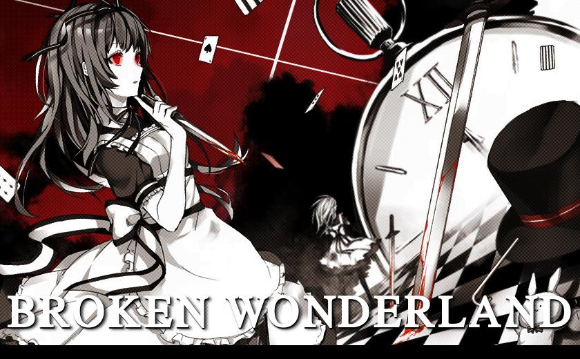 Thèmes précédents de Broken Wonderland 117166Bannire