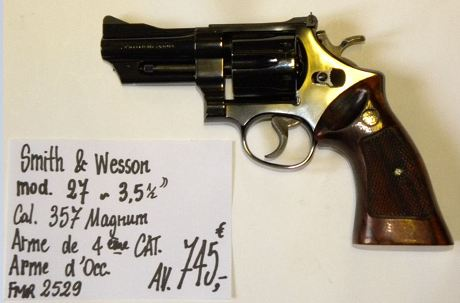 Pourquoi je ne trouve pas de Smith & Wesson modèle 27 ? - Page 5 117604SW27