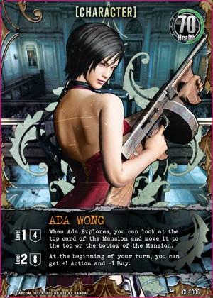 Les cartes du jeu Resident Evil 117627carte03