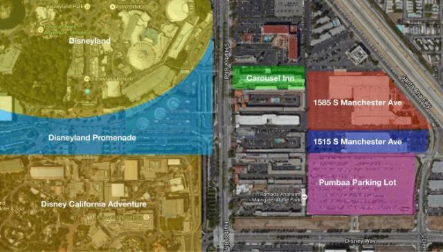 [Disneyland Resort] Projet de troisième parc et nouveaux parkings - Page 2 11819264w2