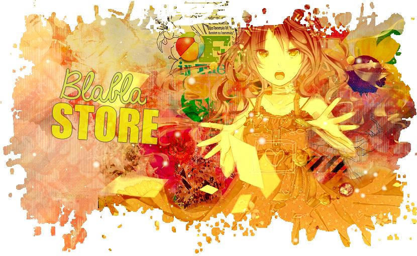 [GALERIE-MISSION] Mitsu'Art - Page 3 119706BlablaStorethmeprintempettjaune