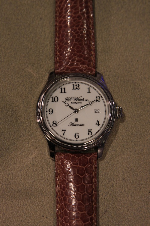 J S Watch company REYKJAVIK 122763MG3493