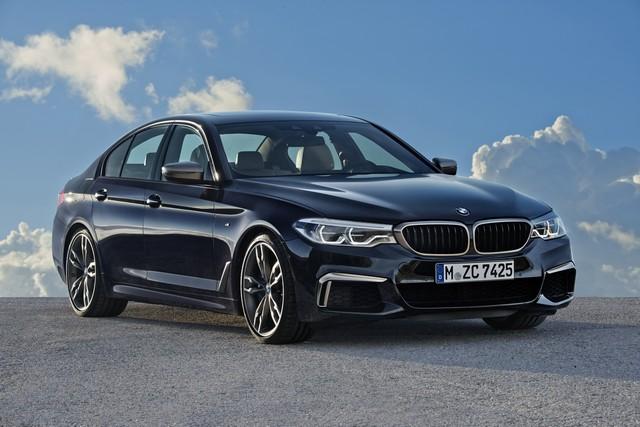 La nouvelle BMW M550i xDrive 124735P90244782highResthenewbmwm550ixd