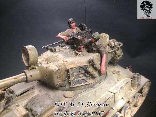 M-51 Super Sherman IDF - Academy 1/35 125094IMG4939