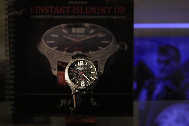 J S Watch company REYKJAVIK 125343MG3494