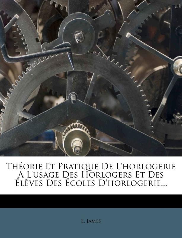 livre : Théorie et pratique de l'horlogerie 125443thorie