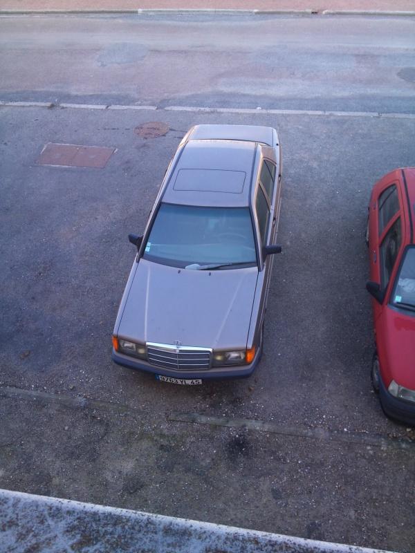 Mercedes 190 1.8 BVA, mon nouveau dailly 126134DSC2187