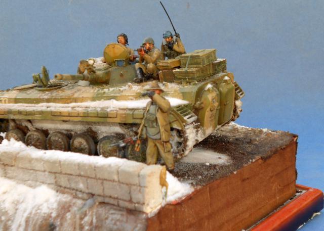 BMP-1 ESCI 1/35e 126337BMP1106