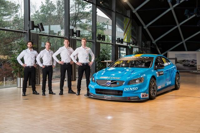 Polestar Cyan Racing vise le titre mondial avec un programme WTCC renforcé 126747204572PolestarCyanRacing2017