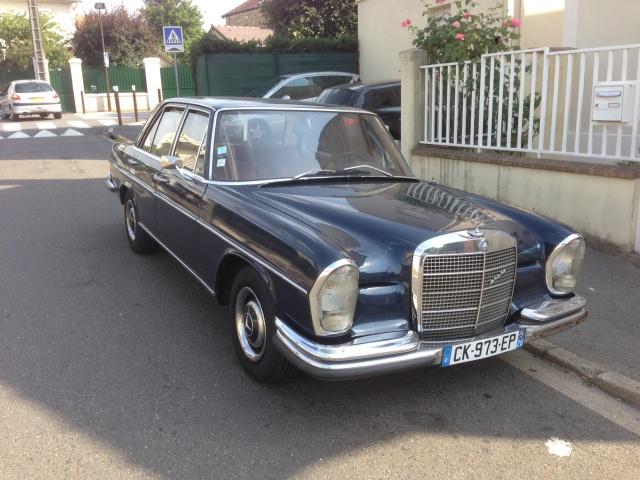Mercedes 250 SE 1967 127578image6