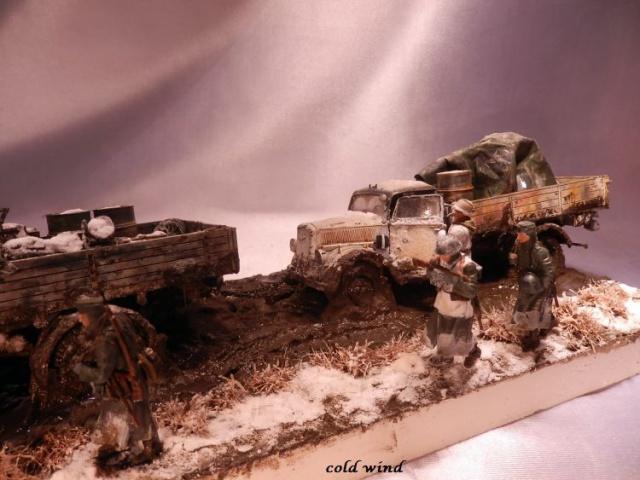 blitz - dio cold wind,tracteur russe S-65,bussing et blitz, 128078PA110030